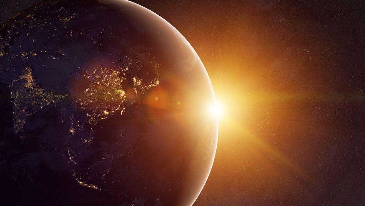 Crashkurs in Strahlungsbilanz und Treibhausgas-Heizung: Woher die gewaltige Energie des Klimawandels stammt