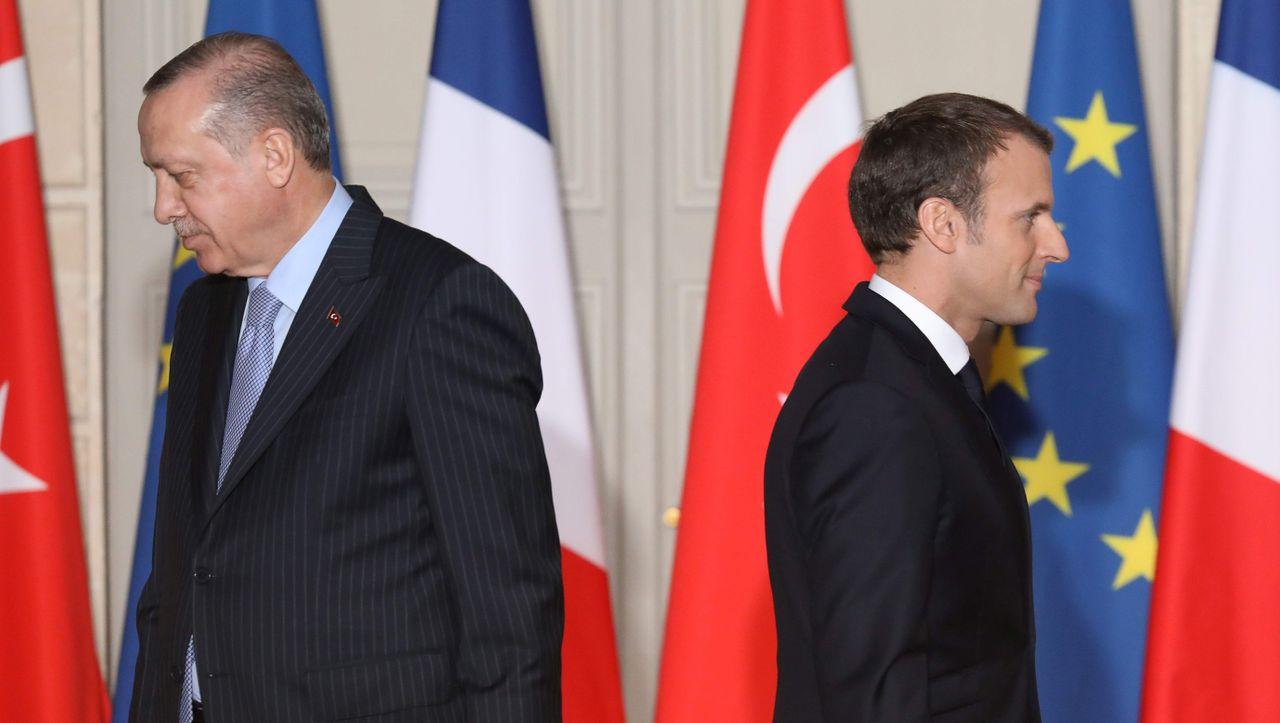 Nach Äußerung von Recep Tayyip Erdoğan: Frankreich zieht Botschafter vorübergehend aus der Türkei ab