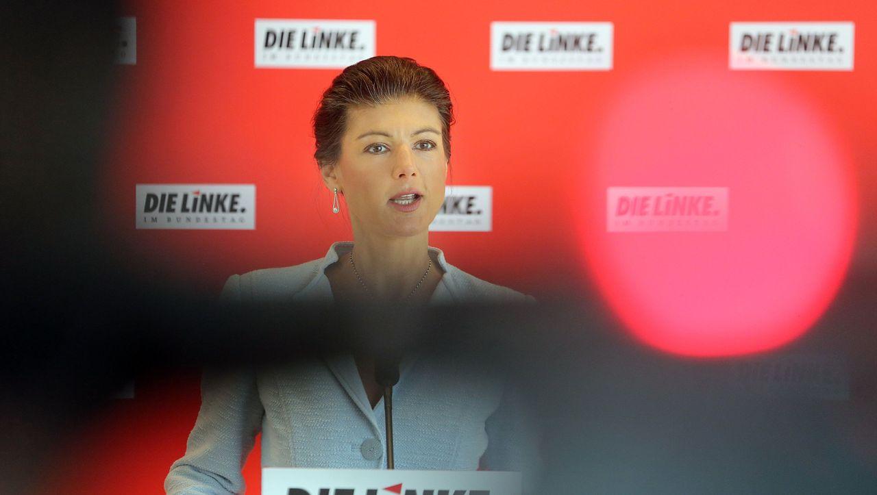 Niederlage beim Linkenparteitag: Wagenknecht-Lager droht mit Gründung neuer Partei