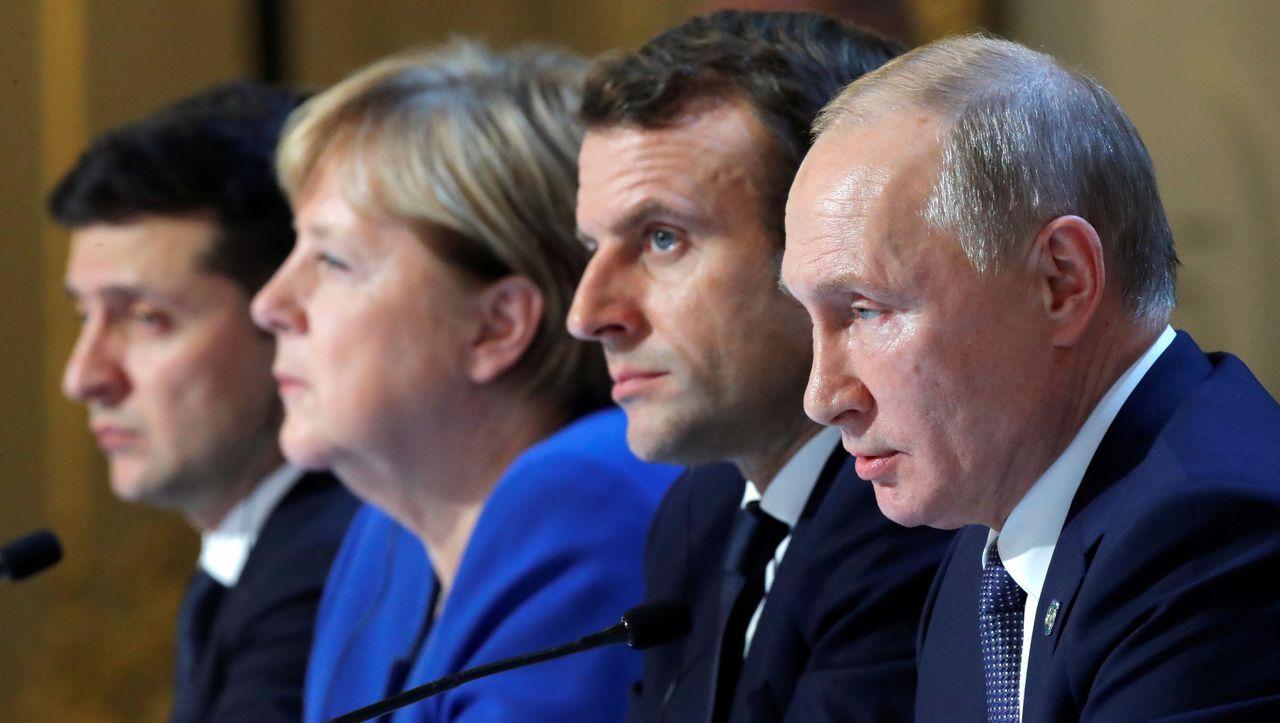 Ukraine-Treffen in Berlin: Moskaus Bedingungen