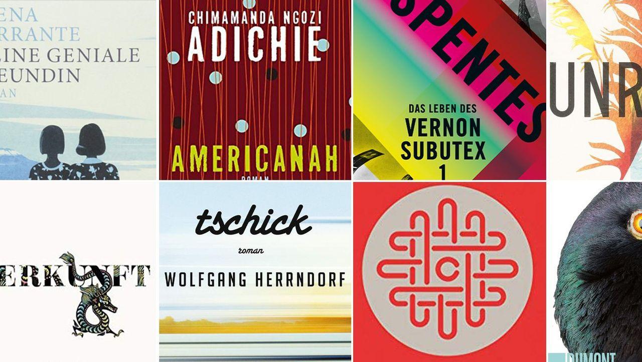 """Von """"Americanah"""" bis """"Unrast"""": Diese zehn Romane prägten das Jahrzehnt"""