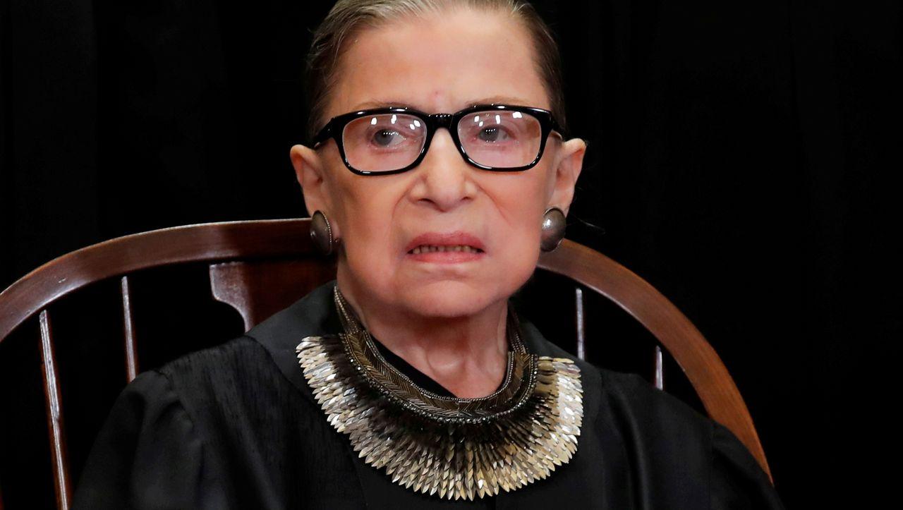 Zum Tod von Ruth Bader Ginsburg: Amerikas Justiz-Ikone