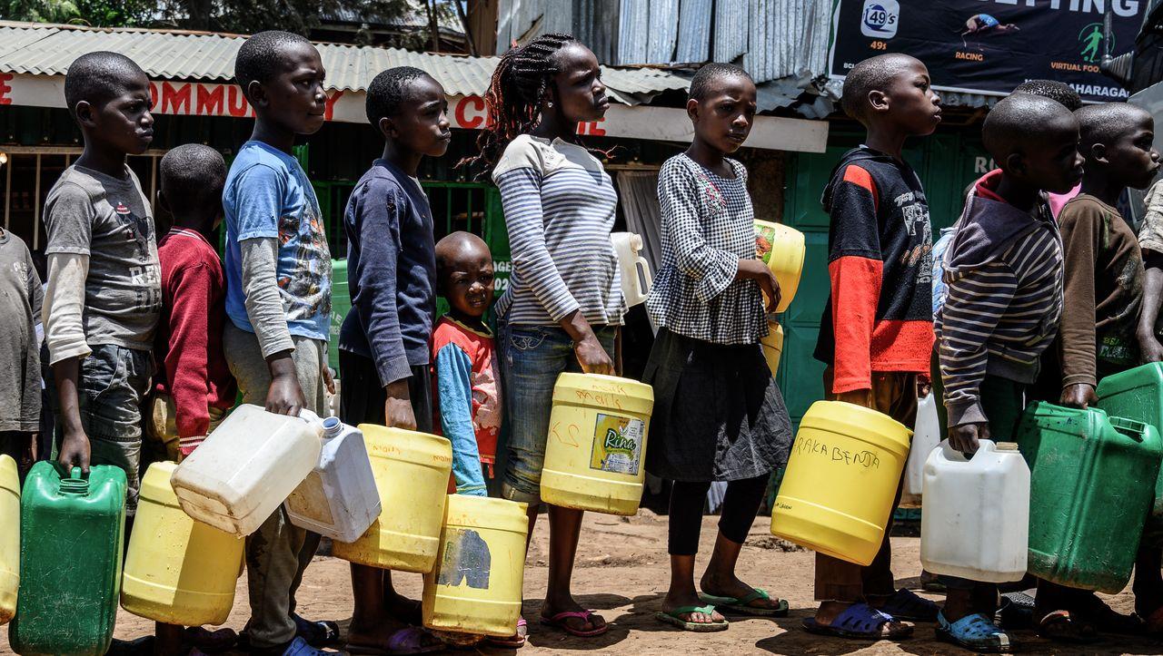 """Missbrauch in Kenia: """"Eltern verlassen ihre Kinder, weil sie nicht mehr für sie sorgen können"""""""