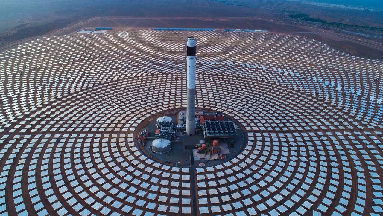 Wüstenstrom aus der Sahara: Wird Desertec doch umgesetzt?