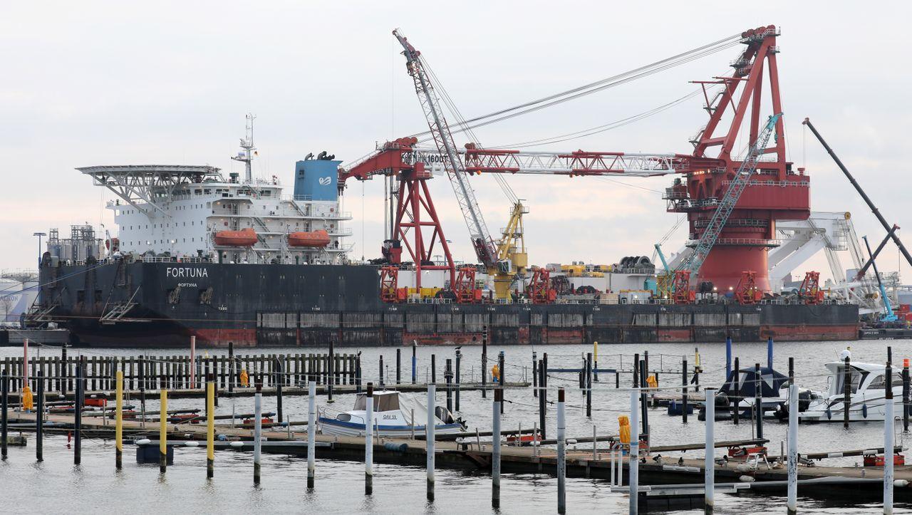 Streit über Nord Stream 2: Der schwarze Peter muss nach Moskau
