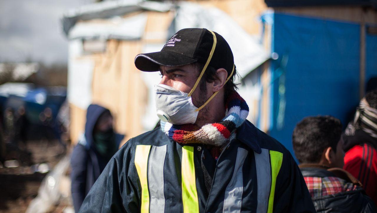 """Alltag im """"Dschungel"""" von Calais: """"Die Gewalt kann jederzeit eskalieren"""""""