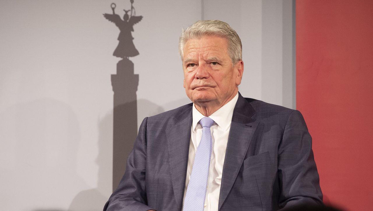 """Joachim Gauck: """"Ich bin doch kein Anhänger der AfD"""""""