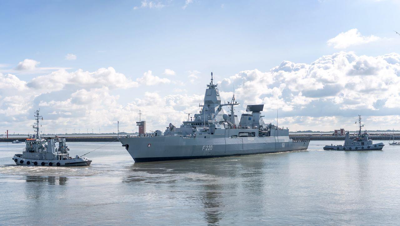 Streit über Inspektion: Türkische Justiz ermittelt wegen Bundeswehreinsatz auf Frachter