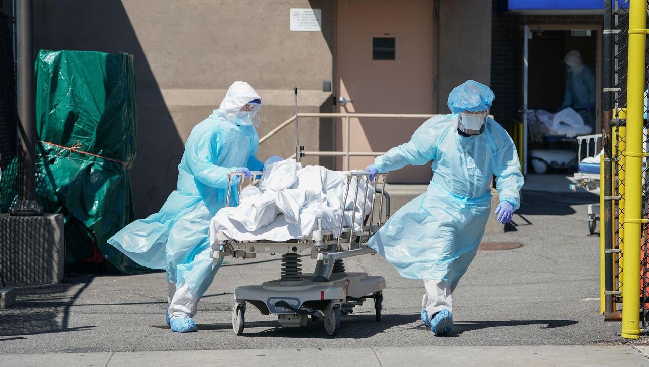 Viruskrise: Corona-Infektionen in den USA erreichen neuen Höchststand