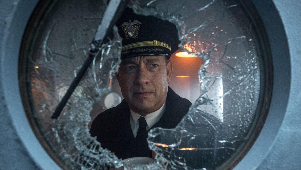 Kriegsfilm mit Tom Hanks: Schiffe versenken