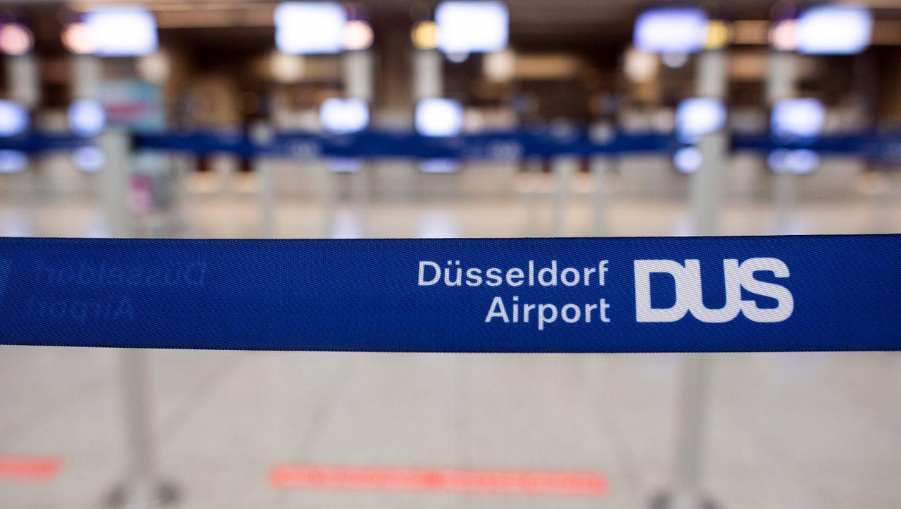 Türkeireise trotz Corona-Infektion?: Polizei stoppt Familie am Düsseldorfer Flughafen