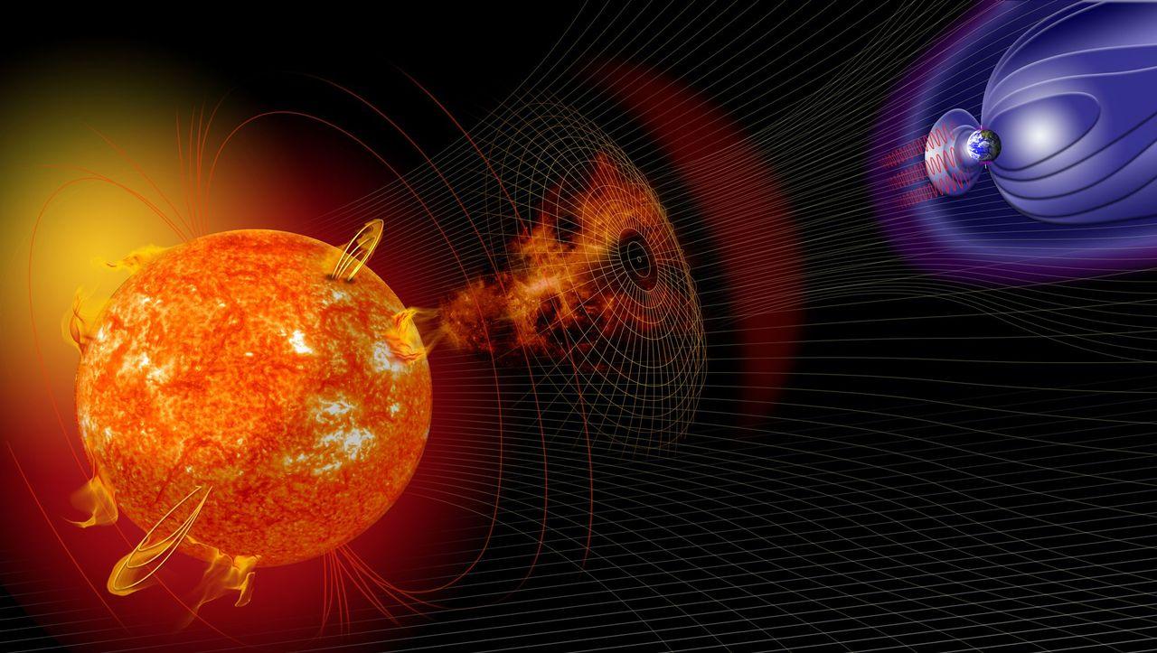 Weltraumwetter: Forscher warnen vor Extrem-Eruptionen der Sonne