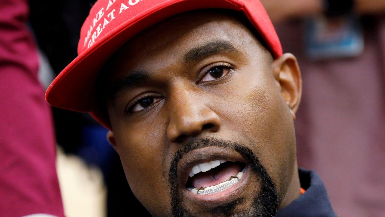 """""""Das Versprechen Amerikas erkennen"""": Kanye West verkündet Präsidentschaftskandidatur"""