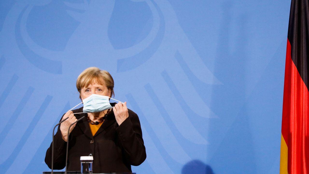 Kampf gegen Corona: Bundesregierung droht Ländern mit deutschlandweiten Regeln