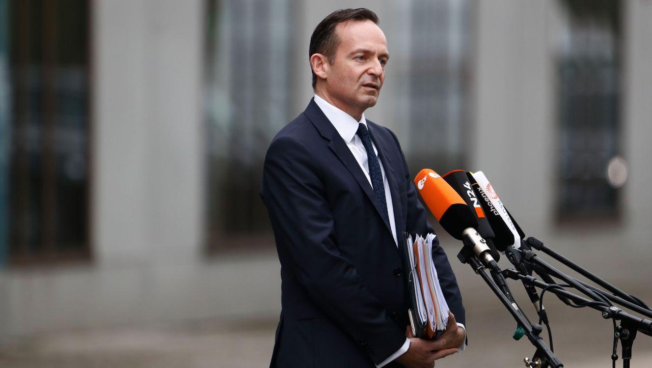 Neuer FDP-Generalsekretär Wissing: Lindners Ampelmann