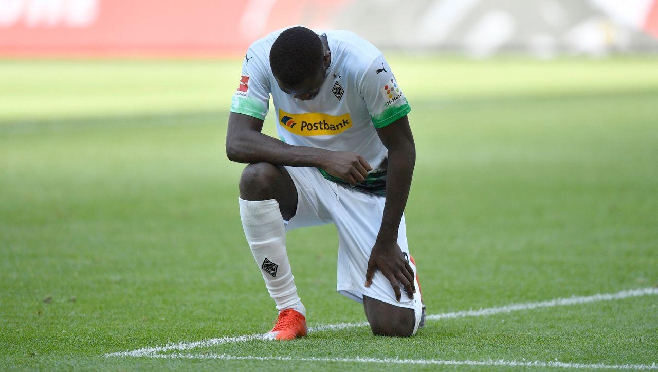 DFB-Entscheidung: Rassismus-Proteste in der Bundesliga bleiben unbestraft