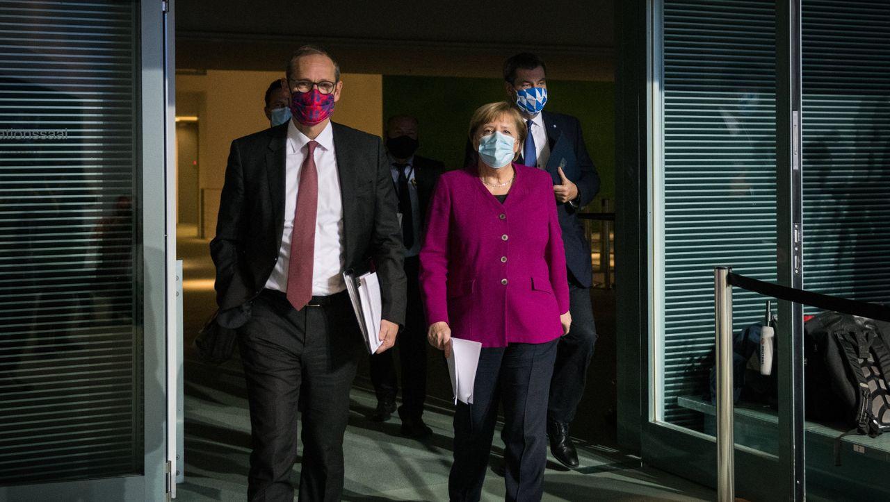 Angst vor neuem Lockdown: Deutschlands Woche der Wahrheit